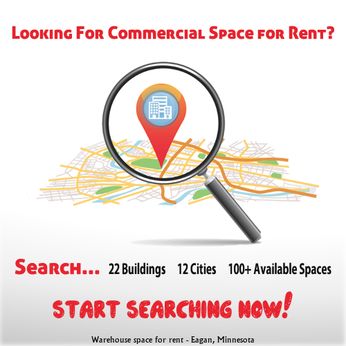 "Eagan, Minnesota Warehouse space for rent border=""0"""